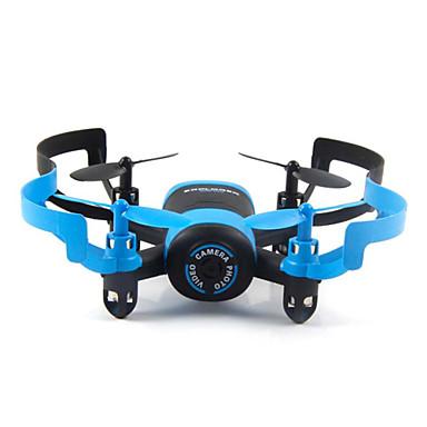 RC Drone JXD 512W 4CH 6 Eixos 2.4G Com Câmera HD 0.3MP Quadcópero com CR FPV Retorno Com 1 Botão Modo Espelho Inteligente Vôo Invertido