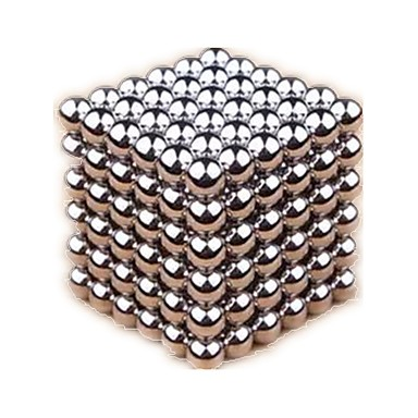 Magnet Toy Super Strong Rare-Earth Magnets Neodymium Magnet Magnetic Balls Pieces Toys Iron(nickel plated) Classic Fun Round Gift