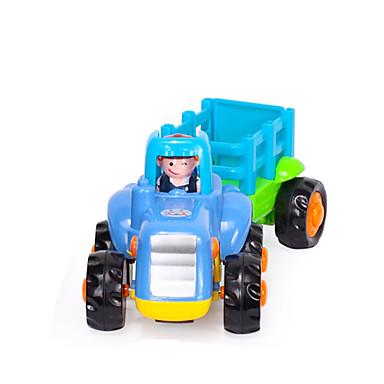 HUILE TOYS Brinquedos Veículo de Fazenda Brinquedos Tamanho Grande Plásticos Peças Crianças Dom
