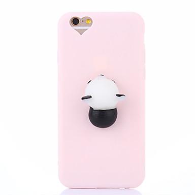 Kotelo iphone 7 plus 7 squishy DIY stressin helpotusta tapauksessa takakannen tapauksessa söpö 3d sarjakuva pehmeä tpu tapauksessa iphone