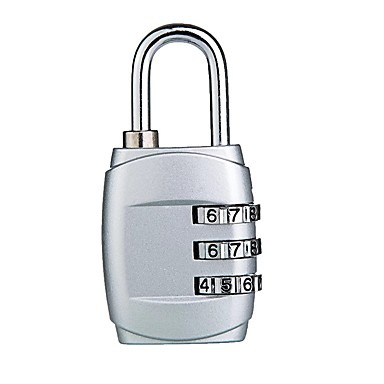 MMS-01 Padlock Aluminium Alloy Password unlocking for Gym & Sports Locker