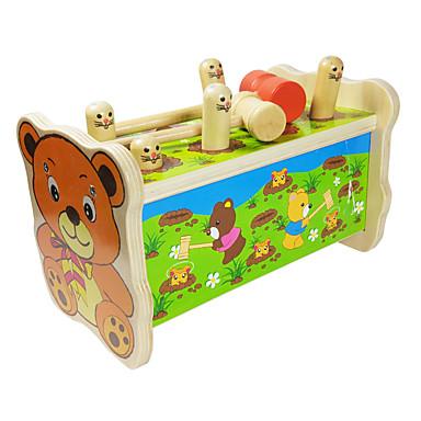 Brinquedos de Faz de Conta / Antiestresse Design de Desenho-Animado Madeira Unisexo / Para Meninos Crianças Dom