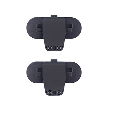 2 Pcs/Lot Freedconn Clip Parts for T-COMVB TCOM-SC T-COM02 Motorcycle Bluetooth Waterproof Helmet Interphone Clip Buckcle Intercom Headset Accessories