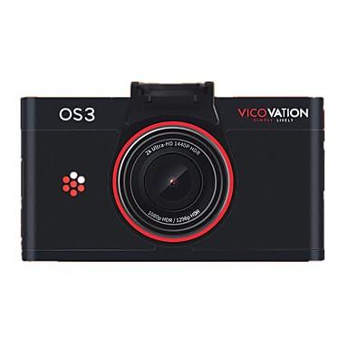 vico vation OS3 1920 x 1080 150 grader Bil DVR Ambarella A12 3 Tommer Dash Cam Parkeringsmodus Loop-opptak