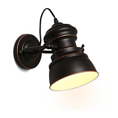 OYLYW Estilo Mini Rústico / Campestre / Clássica / Simples Luminárias de parede Sala de Estar / Quarto Metal Luz de parede 110-120V / 220-240V 60 W / E26 / E27