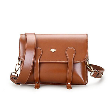 Women Bags All Seasons PU Clutch for Casual Outdoor Green Red Brown