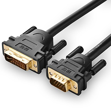 UGREEN 2 DVI VGA Male - Male 3.0M (10Ft)