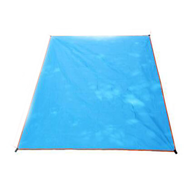Tent Tarps Outdoor Anti-Wear Moistureproof / Moisture Permeability Waterproof Oxford Others Camping / Hiking Outdoor Summer