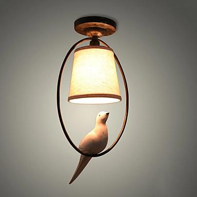 Flush Mount Ambient Light - Bulb Included, 220-240V Bulb Included / 5-10㎡