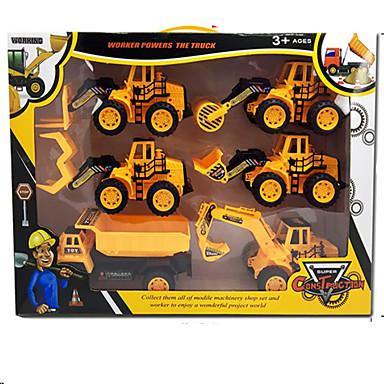 Carros de Brinquedo Brinquedos Carrinho de Fricção Motocicletas Veiculo de Construção Buldôzeres Escavadeiras Brinquedos Extra Grande