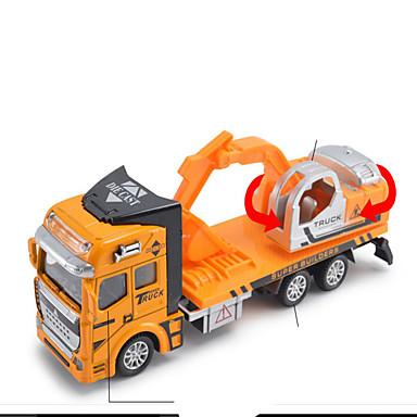 Carros de Brinquedo Brinquedos Motocicletas Veiculo de Construção Caminhão de Bombeiro Caminhão Pipa Brinquedos Rectângular Liga de Metal