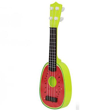 Nukkekodin tarvike Guitar Leluinstrumentit Fruit Simulointi Lasten