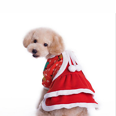 Dog Costume Jumpsuit Dog Clothes Christmas Christmas Costume For Pets