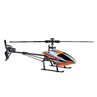 Heliccótero de radiocontrol  WL Toys V950 6 Canales 6 Ejes 2.4G Brushless Eléctrico Listo para Usar Flotar Acrobacia aérea Control remoto