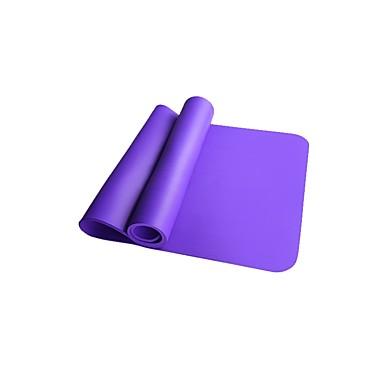 Yoga-Matten Rutschfest NBR Mittel mm für