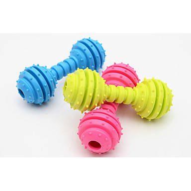Cat Dog Cat Toy Dog Toy Pet Toys Chew Toy Dumbbell Rubber For Pets