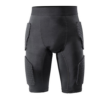 Men's Running Shorts Shorts Bottoms for Casual Exercise & Fitness Leisure Sports Basketball Football/Soccer Gym Polyester Elastane Tight