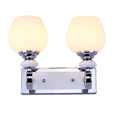 Simples / Moderno / Contemporâneo Luminárias de parede Metal Luz de parede 110-120V / 220-240V 10W
