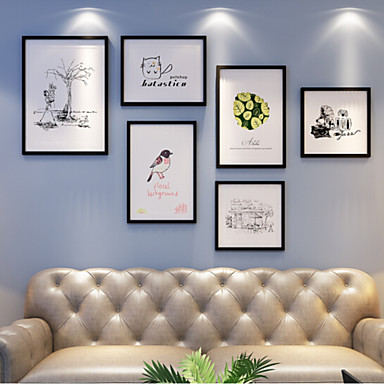Wall Decor Yksinkertainen Wall Art