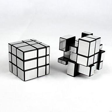 Rubik's Cube Mirror Cube 3*3*3 Cubo Macio de Velocidade Cubos mágicos Acessórios de Magia Mola Maluca Cubo Mágico Brilho Amiga-do-Ambiente Crianças Adulto Brinquedos Unisexo Para Meninos Para Meninas