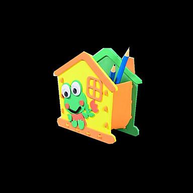 voordelige 3D-puzzels-3D-puzzels DHZ EVA Klassiek Kinderen Speeltjes Geschenk