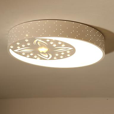 Montagem do Fluxo Luz Ambiente - Lâmpada Incluída, Chique & Moderno Moderno / Contemporâneo, 110-120V 220-240V, Branco Quente Branco,