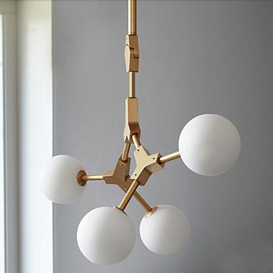 Lustres Luz Ambiente - Lâmpada Incluída, LED, 110-120V 220-240V Lâmpada Incluída