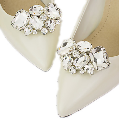 PC Decorative Accent with Diamond for Shoes