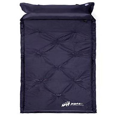 Almofada de Dormir Ao ar livre Campismo Prova-de-Água, Manter Quente, Inflado Acampar e Caminhar, Exterior para 2 Pessoas