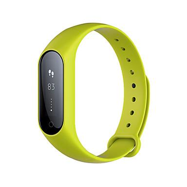 Pulseira inteligente Tela de toque Monitor de Batimento Cardíaco Impermeável Calorias Queimadas Pedômetros Tora de Exercicio Suspensão