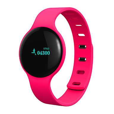 Smart Bracelet H8 for iOS / Android Touch Screen / Water Resistant / Water Proof / Calories Burned Pedometer / Activity Tracker / Sleep Tracker / Alarm Clock / Pedometers / Long Standby