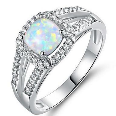 Men's Women's Ring Jewelry Unique Design Titanium Steel Round Jewelry For Casual Stage