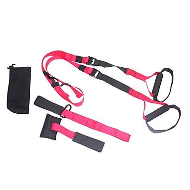 Exercise Bands / Resistance bands Nylon Life Multifunction Strength Training Yoga Gym Unisex
