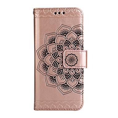 Capinha Para Samsung Galaxy S8 Plus S8 Porta-Cartão Carteira Com Suporte Flip Capa Proteção Completa Flor Rígida PU Leather para S8 Plus