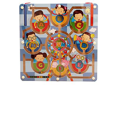 Brinquedo Antiestresse de Mesa Jogos de Tabuleiro Jogos de Labirinto & Lógica Labirinto Labirintos Magnéticos Brinquedos Magnética
