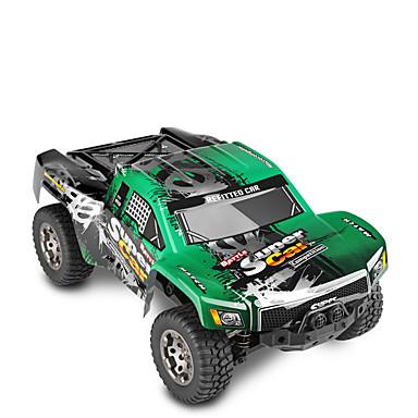 Carro com CR WL Toys 12403 2.4G SUV 4WD Alta Velocidade Drift Car Carro de Corrida Off Road Car Jipe (Fora de Estrada) 1:12 45 KM / H