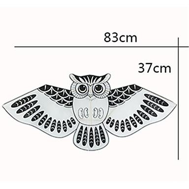 Uçurtma Lelut Ankka Eagle Owl DIY Unisex Pieces