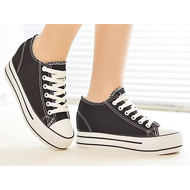 Women's Shoes Breathable Mesh Spring Comfort Sneakers for Casual White Black Red Blue