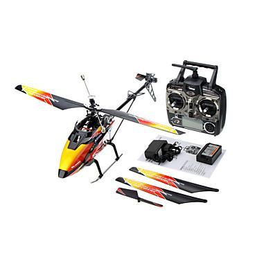 Helicóptero com CR WL Toys V913 4CH 3 Eixos 2.4G - RTF Auto-Decolagem Controlo Remoto Helicóptero grande