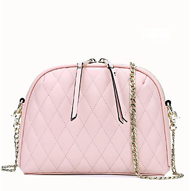 Women Bags All Seasons Cowhide Shoulder Bag with for Casual Outdoor Champagne Blushing Pink Yellow