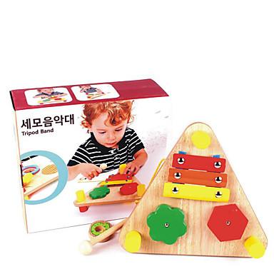 AOERFU Blocos de Construir Brinquedo Educativo Instrumento Musical de Brinquedo Instrumentos Musicais Bateria Crianças Para Meninos