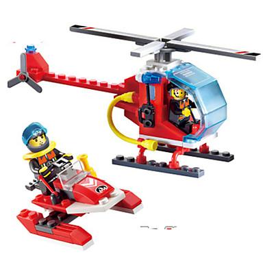ENLIGHTEN Blocos de Construir Aeronave Unisexo Para Meninos Brinquedos Dom
