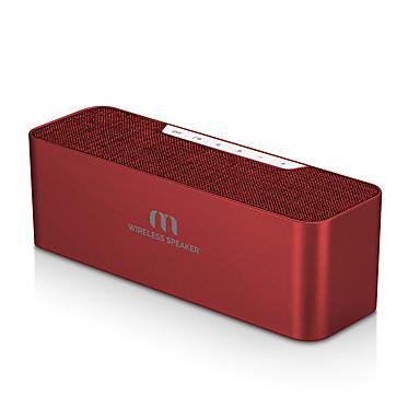 Bluetooth 2.1 3.5mm AUX USB Langaton bluetooth kaiuttimet Musta Hopea Tumman sininen Viini Tummanpunainen