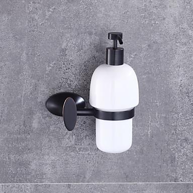 Dispensador de Sabonete Líquido Alta qualidade Moderno / Contemporâneo Metal 1 Pça. - Banho do hotel Montagem de Parede