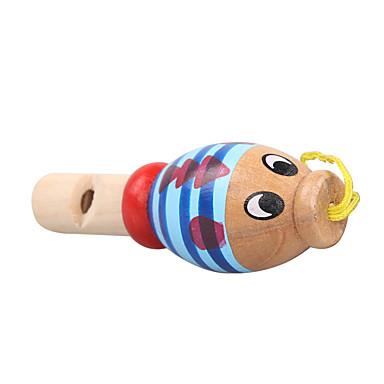 Blocos de Construir Apito Brinquedo Educativo Animais Desenho Crianças