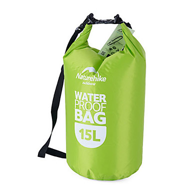 Naturehike 15 L Dry Bag Cell Phone Bag Wateproof Portable Quick Dry for Swimming Beach Watersports Diving & Snorkeling Surfing/SUP Outdoor