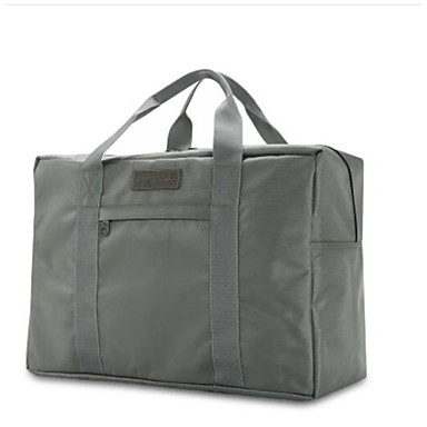 Unisex Bags Oxford Cloth Polyester Travel Bag for Casual Outdoor All Seasons Black Red Gray Arm Green
