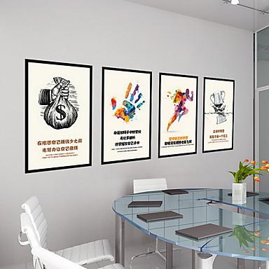 Mote fritid Veggklistremerker Fly vægklistermærker Dekorative Mur Klistermærker Materiale Hjem Dekor Veggoverføringsbilde