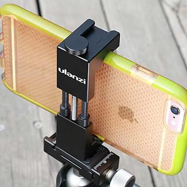 Metal Secções iPhone 6s Plus iPhone 6 Plus Samsung Huawei P8 Celular Flash Suporte