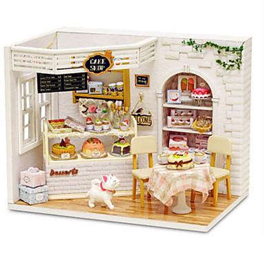 CUTE ROOM Modeli i makete DIY Ház Műanyagok Klasszikus Darabok Uniszex Lány Játékok Ajándék